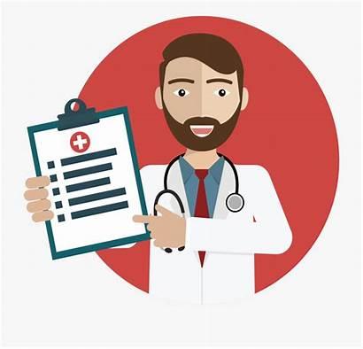 Doctor Medical Health Check Transparent Cartoon Netclipart