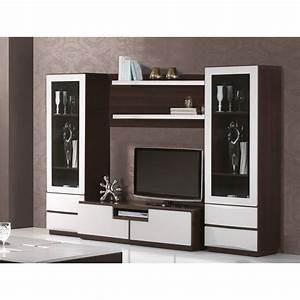Meuble Tv Tendance : soldes meuble tv contemporain promo promotion meubles ~ Premium-room.com Idées de Décoration