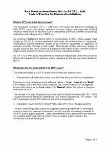 Cp5 Amendment 1 27 Feb 2009 Fact Sheet