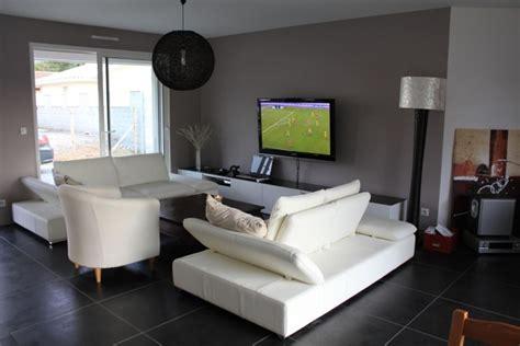 enchanteur salon moderne gris avec impressionnant peinture salon gris avec enchanteur salon