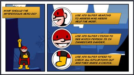 articulate rapid  learning blog comic book elearning