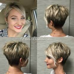 coupes courtes cheveux fins 20 chic everyday hairstyles for 2017 pixie bob bangs
