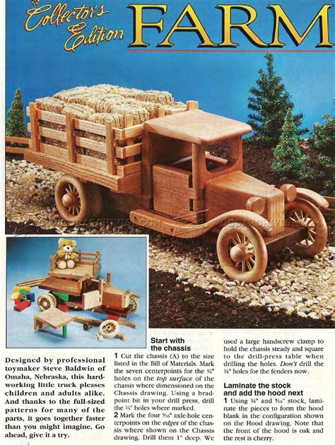 wood tugboat plans