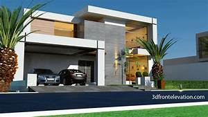 Modern Home Front Yard Landscaping | The Base Wallpaper