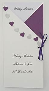 1000 ideas about handmade invitations on pinterest With handmade wedding invitations by carol