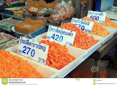 thailande cuisine marché traditionnel de nourriture de la thaïlande photos