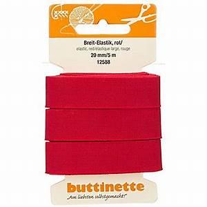 Gummiband Länge Berechnen : buttinette gummiband breit elastik rot breite 20 mm l nge 5 m online kaufen buttinette ~ Themetempest.com Abrechnung