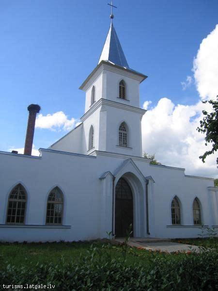 Ilūkstes luterāņu baznīca: © BalticTravelnews