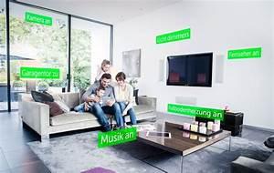 Smart Home Produkte : so intelligent wohnt deutschland 2 2 millionen verbraucher nutzen zuhause presseportal ~ A.2002-acura-tl-radio.info Haus und Dekorationen