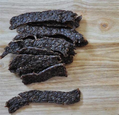 That alone saves hours since you don't have to wait for the marinade to soak into the meat. Easy Homemade Ground Beef Jerky Recipe is Budget Friendly
