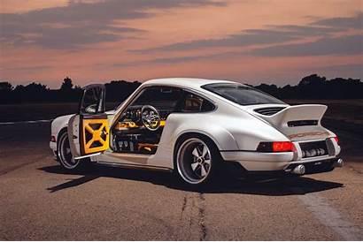 Singer 911 Porsche Dls Study Lightweight Lightweighting