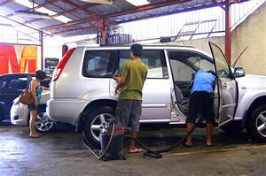 Our Enigmatic World  Car Wash In The Philippines