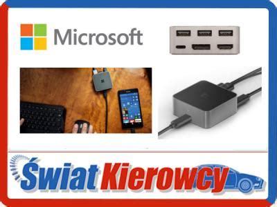 microsoft stacja dokująca hd 500 lumia 950 xl 5842237792