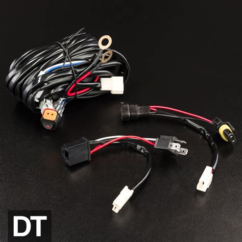 and play fit to high beam wiring harness