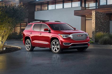 2018 Gmc Acadia Pricing  For Sale Edmunds