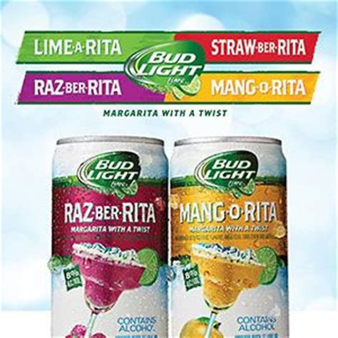 bud light rita new flavors eyes of the world march 2014