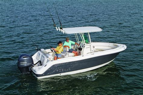 Fishing Boat New by New Robalo R222 Centre Console Offshore Fishing Boat For