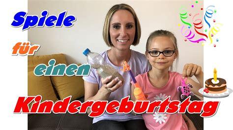 spiele kindergeburtstag 7 spiele ideen f 252 r einen kindergeburtstag