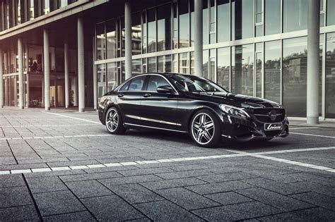 C 400 X Wallpaper by Lorinser Releases Mercedes C400 4matic