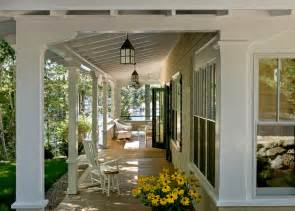 Stunning Cottage Porch Designs by Front Porch Furniture Ideas Porch With Coast Coastal