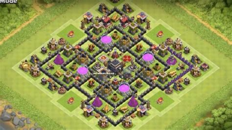 9 epic th9 war base 6 epic th9 war base layouts farming base layouts for 2016 9 ep