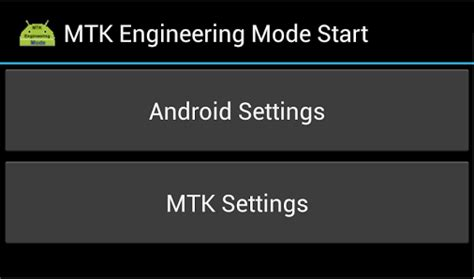 engineer mode android engineering mode codes for mtk devices oprek hape android
