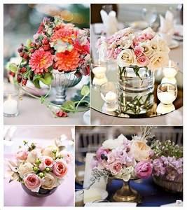 Deco Centre De Table Mariage : fleurs mariage lesquelles choisir ~ Teatrodelosmanantiales.com Idées de Décoration