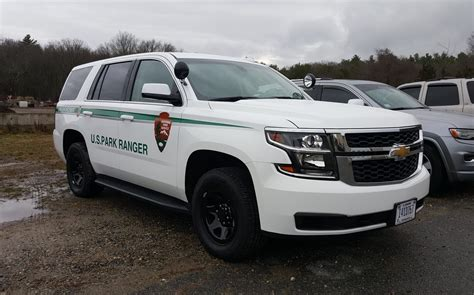 national park service lowell nps ranger vehicle chevy