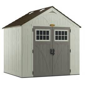 shed rubbermaid roughneck gable storage shed common 5