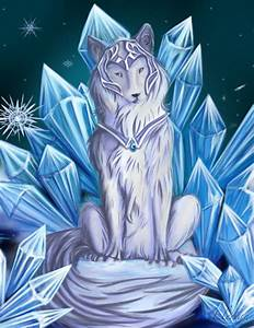 Ice Anime Wolf | www.imgkid.com - The Image Kid Has It!