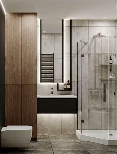 Bathroom Behance Marina Cf Follow Project