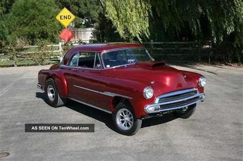 1951 Chevrolet Bel Air For Sale #1621259