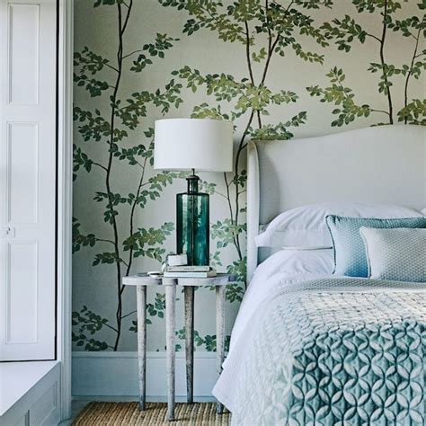 papier peint tendance chambre papier peint chambre un guide avec plus de 80 idées pour