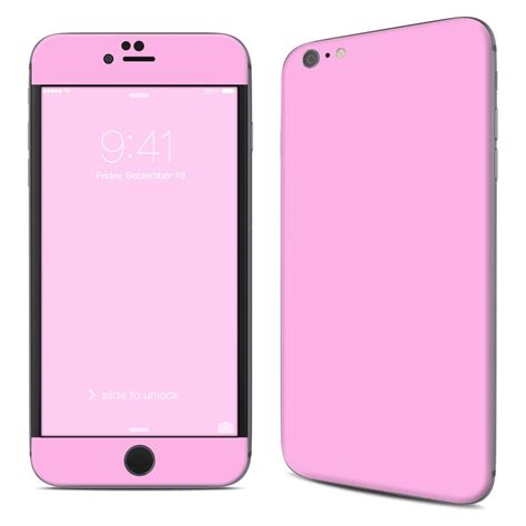 iphone 6 pink apple iphone 6 plus skin solid state pink by solid