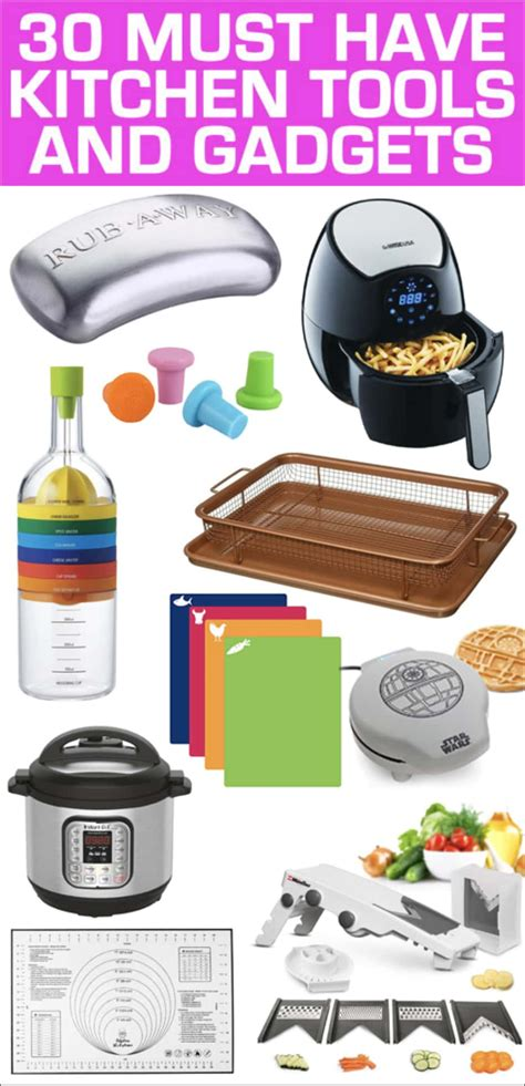 kitchen gadgets preparation tools essentials