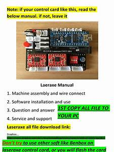 Laeraxe Manual Version 3  Docx