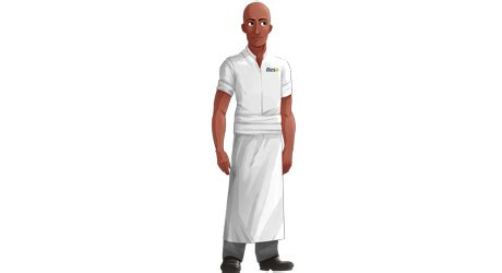 tenu cuisine tenue de travail cuisinier cuisinière de restaurant