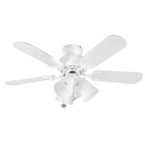36 inch ceiling fan with light fantasia capri 36 inch pull cord gloss white ceiling fan