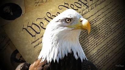 Patriotic Eagle Freedom July 4th Happy Eagles