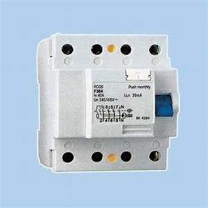 China Earth Leakage Circuit Breaker  F364