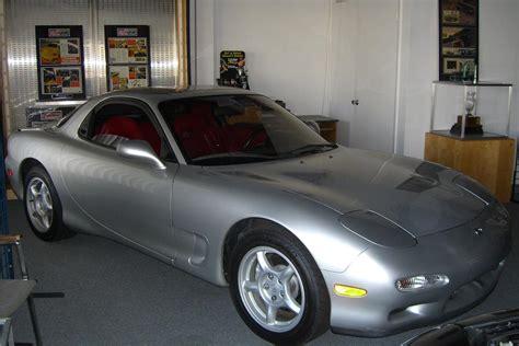 mazda rx twin turbo  door coupe