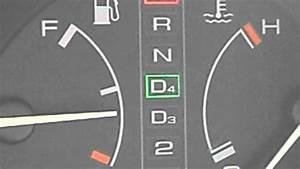 1992 Honda Accord Dashboard Tcu  Or D4  Codes  1min52sec