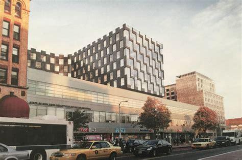 developer breaks ground  site   unit east harlem