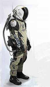 Cool spacesuit | Characters | Pinterest