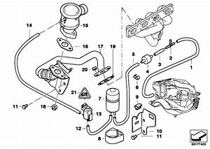 Original Parts For E46 316i 1 9 M43 Sedan    Engine   Air