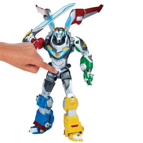 voltron figure electronic ultimate walmart toys figures canada