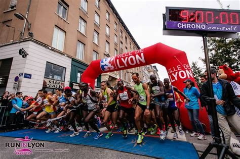 Terre De Running Lyon by Carole Madiou La 171 Traileuse 187 Au Semi De Lyon U Run