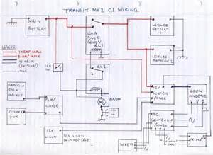 ford transit forum view topic split chargiing inverter and wiring pics