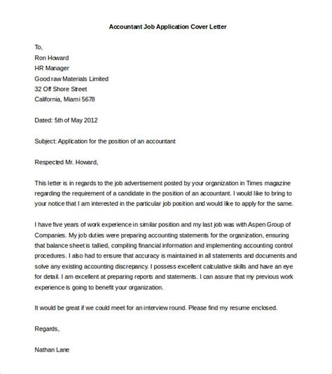 cover letter  job application sample   ultimate