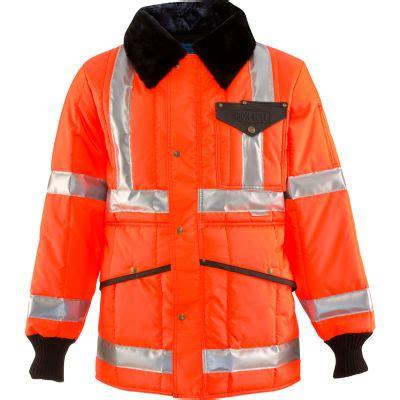 Cold Weather Protection | Hi-Vis Jackets & Coats | HV HiVis™ Jackoat™ Regular, HiVis Orange ...